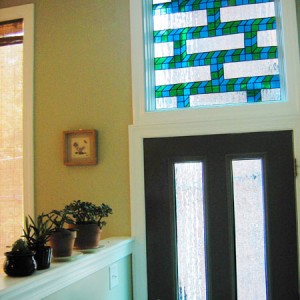 Picture of Waterfall Transom
