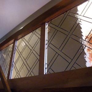 Weave Stairwell