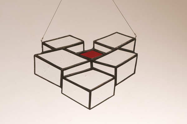 Picture of Large Block Cluster II