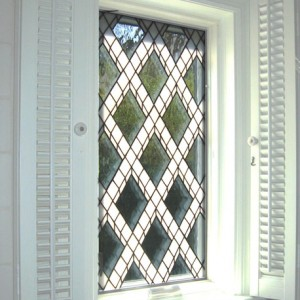 Lattice Window