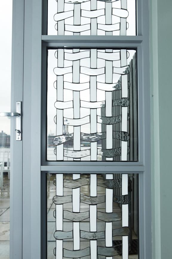 Brooklyn Sidelight Window